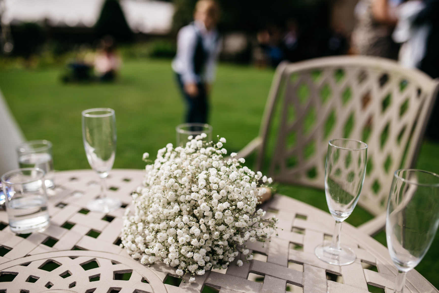 Bridal flowers Leicestershire