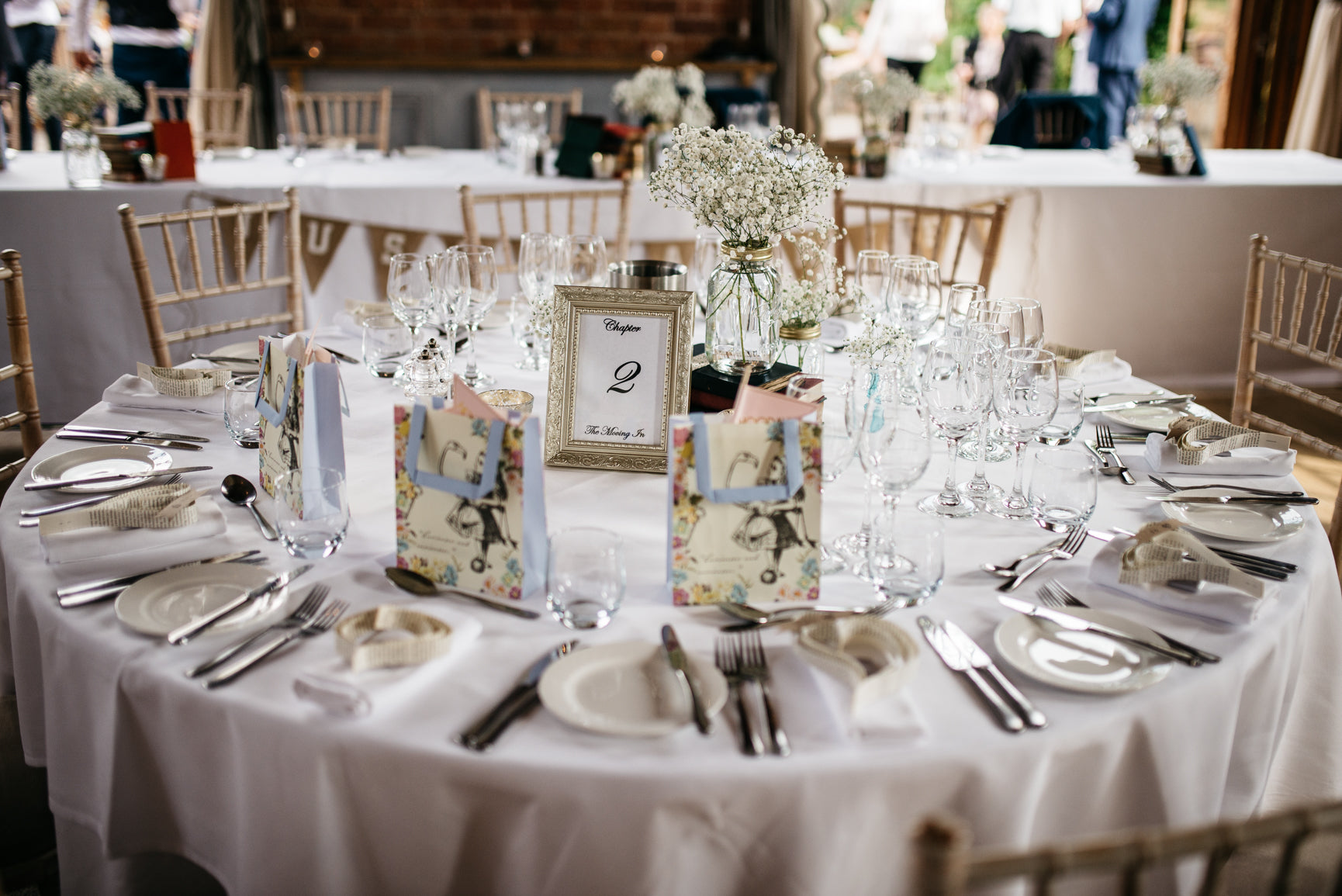 Wedding Centrepieces Derbyshire