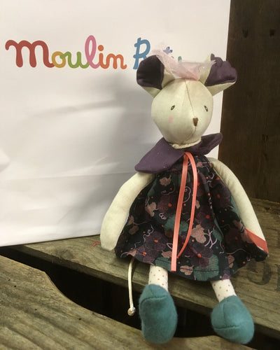 Moulin Roty - Sissi, Mimi & Lulu the Mice