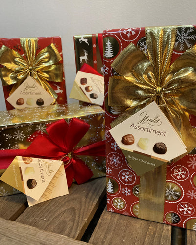 Christmas Luxury Belgian Chocolates