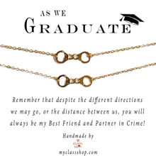 Load image into Gallery viewer, As We Graduate - Graduation bracelets