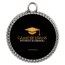 Load image into Gallery viewer, Game of Loans - Class of 2020 Graduation Necklaces