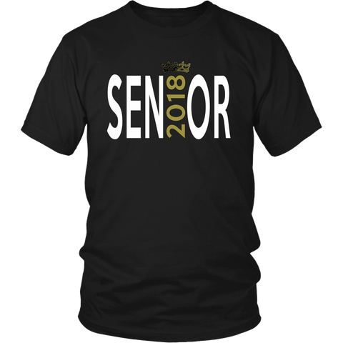 Senior 2018-Class of 2018 shirts