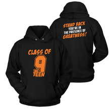 Load image into Gallery viewer, class of 2019 hoodie