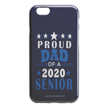 Load image into Gallery viewer, Proud Dad of a Senior 2020 - Blue Edition