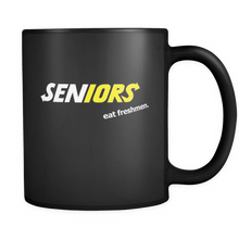 Load image into Gallery viewer, Seniors Eat Freshmen - Class of 2018 Mugs
