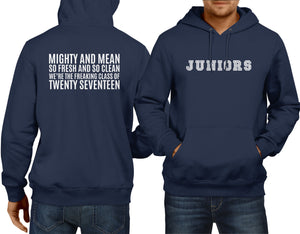Juniors - Mighty and Mean - My Class Shop