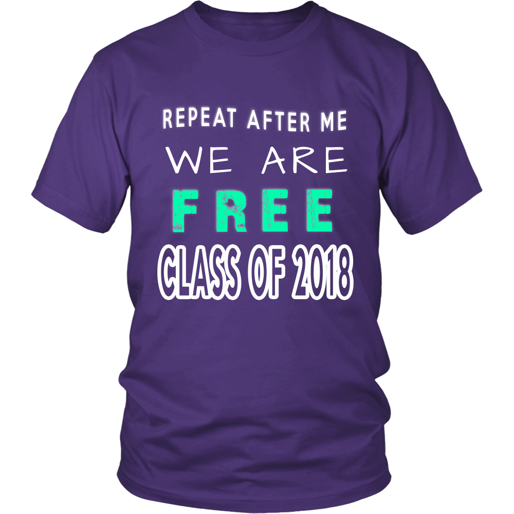 Repeat After Me - Seniors t-shirt