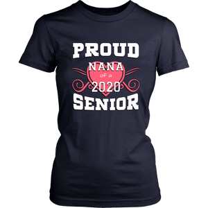 Proud Nana of 2020 Senior