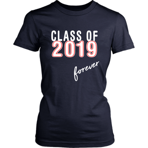 Class Of 2019 Forever - Senior Shirts