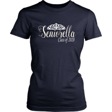 Load image into Gallery viewer, Seniorella - Class Of 2020 T-shirt Designs