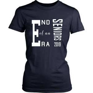 End Of An Era - 2019 Women's Senior Shirts