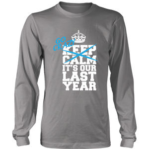 Go Crazy - Class Of 2019 Shirt Slogans - Grey