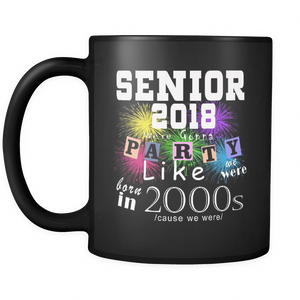 Senior 2018 Party Mug - My Class Shop