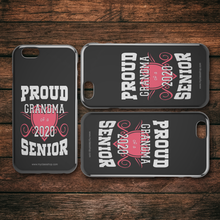 Load image into Gallery viewer, Proud Grandma of a 2020 Senior - Black Edition