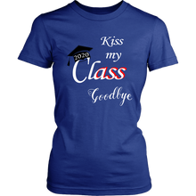 Load image into Gallery viewer, Kiss My Class Goodbye - Senior Shirts 2020 Slogans