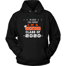 Load image into Gallery viewer, Senior Class Of 2020 Hoodies