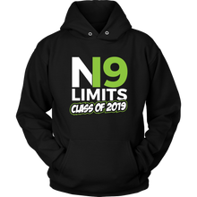 Load image into Gallery viewer, No Limits - Grad Hoodies 2019 - Black
