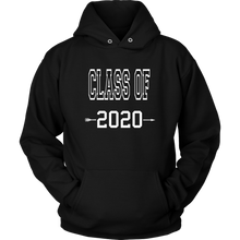 Load image into Gallery viewer, Class Of 2020 Hoodie Ideas