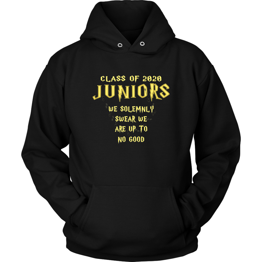 We Solemnly Swear - Class of 2020 Sweatshirts - Black