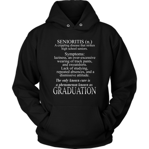 2020 Senior Hoodies