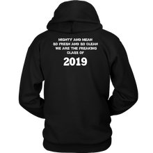 Load image into Gallery viewer, Mighty and Mean - Class Of 19 Hoodies