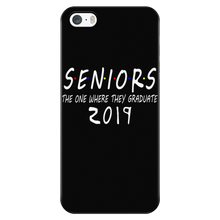 Load image into Gallery viewer, Seniors 2019 Phone Cases - The One Where They Graduate