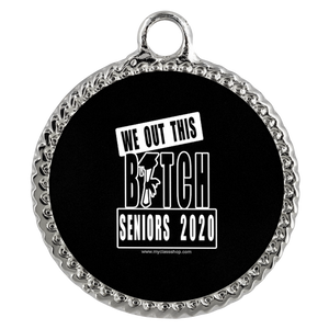 We Out This Bitch - 2020 Graduation Necklaces