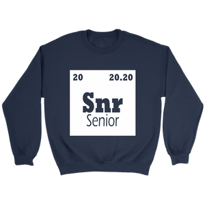 Periodic Element - Senior 2020 Hoodie