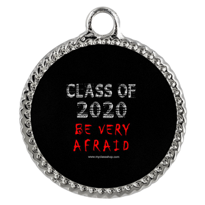 Be Very Afraid - 2020 Graduation Necklaces