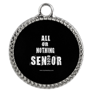 All Or Nothing - 2020 Graduation Charm Bracelet