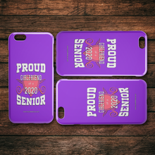 Load image into Gallery viewer, Proud Girlfriend of a 2020 Senior - Purple Edition