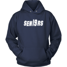 Load image into Gallery viewer, Mighty and Mean - Class Of 19 Hoodies - Navy