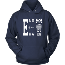 Load image into Gallery viewer, End Of An Era - Senior Class Of 2019 Hoodie