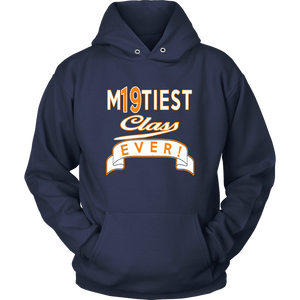 M19tiest Class Ever - Senior Hoodie 2019 - Navy