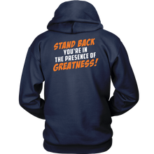 Load image into Gallery viewer, Class of 9-Teen - Class of 2019 Hoodie - Navy