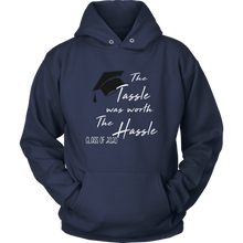 Load image into Gallery viewer, The Tassle Was Worth The Hassle - 2020 Senior Hoodies
