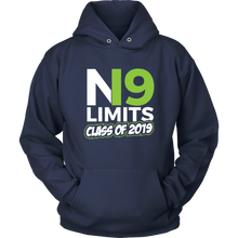Load image into Gallery viewer, No Limits - Grad Hoodies 2019 - Navy