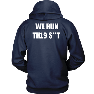 We Run - Class Of 2019 Hoodies