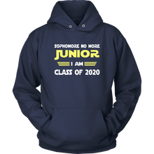 Load image into Gallery viewer, I'm Junior - Class Of 2020 Hoodies
