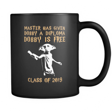 Load image into Gallery viewer, Dobby Is Free - Class of 2019 Mugs