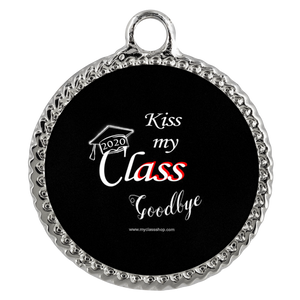 Kiss My Class Goodbye - Grad Necklace