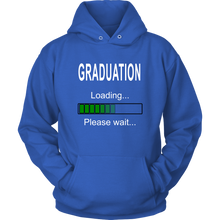 Load image into Gallery viewer, Graduation Loading - Seniors 2019 Hoodies
