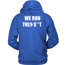 Load image into Gallery viewer, We Run - Class Of 2019 Hoodies - Blue