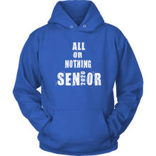 Load image into Gallery viewer, All Or Nothing - 2020 Grad Hoodies