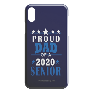 Proud Dad of a Senior 2020 - Blue Edition