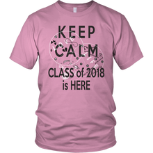 Load image into Gallery viewer, Keep Calm-Graduation t shirts ideas