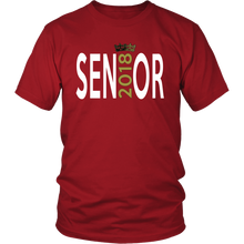 Load image into Gallery viewer, Senior 2018-Class of 2018 shirts