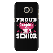 Load image into Gallery viewer, Proud Grandma of 2018 Senior - Seniors phone cases