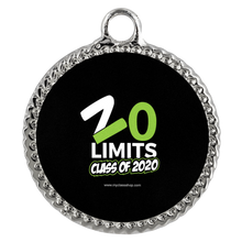 Load image into Gallery viewer, No Limits Class of 2020 - Graduation Charm Necklace